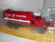 RENAULT GBH280 6X6 BOMBA NODRIZA CANJUERS CAMIONES BOMBEROS SALVAT 1/43