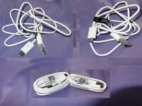 Original Samsung Datenkabel Ladekabel Galaxy S3 S4 S5 S6 S7 Micro USB ECB-DU4AWE