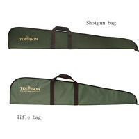Tourbon Tactical Shotgun/Rifle Cases Gun Slip Carrying Molle Bag Shooting Green