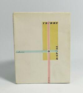 "Pierre BETTENCOURT ""L'Homme dispose"" St-Maurice d'Etelan, 1944. 1/113 ex. Arches"