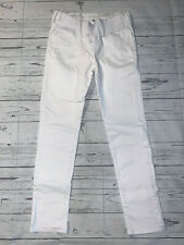 KUT From The Kloth White Maternity Slim Leg Jeans Size 4