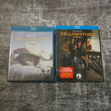 Yellowstone TV Series Complete First & Second Season 1 & 2 Blu-ray Brand New