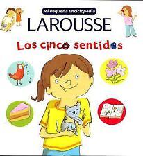 Mi Pequena Enciclopedia: Los Cinco Sentidos: My Little Encyclopedia:-ExLibrary