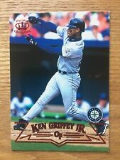 Ken Griffey Jr 1998 Pacific Crown Collection Red #186 Mariners