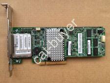 LSI MegaRAID SAS 9286CV-8e 6GB/S 1G cache RAID 0,1,5,6,10,50,60 PCI-E 3.0