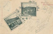 Marburg Drau Maribor Slovenia MARIBORU Maria Wüste Kresnik St. Lorenzen 1899