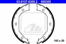 Bremsbackensatz, Feststellbremse für Bremsanlage Hinterachse ATE 03.0137-0305.2