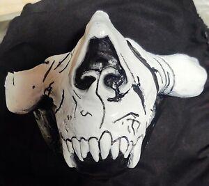 Danzig skull Face Mask Samhain Misfits