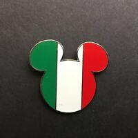 Epcot World Showcase - Mickey Mouse Head & Ears Italy - Disney Pin 956