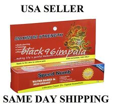5x10g Speed Numb Tattoo Numbing Cream USA Seller! Same Day Shipping!!!!