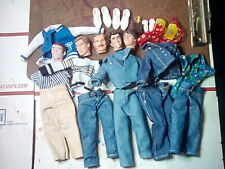 New Mego Head outfit accessories parts lot for customizing