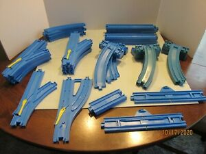 Thomas the Tank Engine Trackmaster --TOMY Blue Track  Lot
