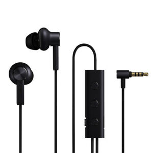Xiaomi ANC Active Noise Cancelling Earphone 3.5mm jack Line Control with Mic