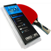 Neottec 4000 Table Tennis & Ping Pong Racket, High Quality, Authentic, Free Ship
