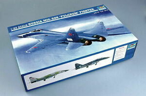 Trumpeter 02239 - 1:32 Russian MiG-29K Fulcrum - Neu