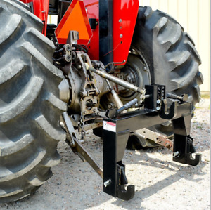 3 Point Quick Hitch Category 1 Tractor Hitch 27-1/4 inch Adjustable Top Link