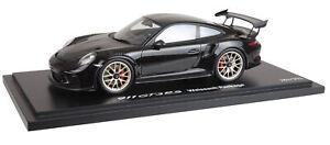 Porsche Model Car 991 911 II GT3 RS Weissach Package 1:18 Limited Edition