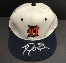 Todd Jones #59 Detroit Tigers Signed Autographed MLB Baseball New Era Hat