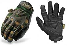 New Mechanix Wear M-Pact Woodland Camo Gloves (XL)