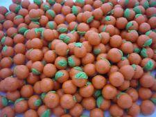 20 Loose Orange Dollhouse Miniatures Fruit Vegetable Supply Deco