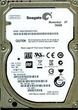 SEAGATE SATA 750GB ST750LX003 P/N 1AC154-300 F/W SM12  WU  W20