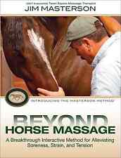 Beyond Horse Massage DVD with Jim Masterson  - BRAND NEW!