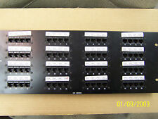 KRONE NETWORKING 64 PORT CAT 5 PATCH PANEL