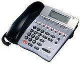 NEC ITH-8D-3A IP Dterm Telephone Black