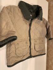 NEW Baby Gap Boy's Size Newborn 0-6 Months Quilted Jacket