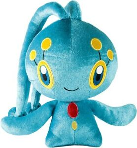 Pokemon 20th Anniversary Manaphy Exclusive 8-Inch Plush
