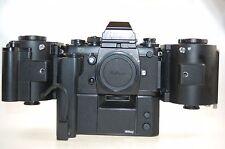 Nikon f3 HP 35 mm Réflex M. Accessoires