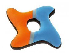 Hunter Hundespielzeug Aqua Frisbee orange/blau/grau