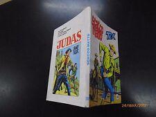 TEX n° 233 SCACCO MATTO - QUARTA DI COPERTINA CON: JUDAS