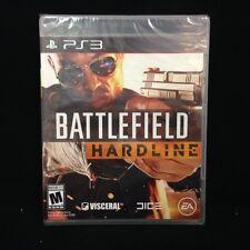 Battlefield Hardline  (PlayStation 3) BRAND NEW