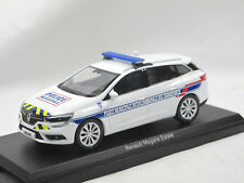 Norev 517795 - 2016 Renault Megane Break Police Municipale Intercommunale 1:43