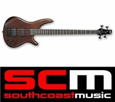 BRAND NEW GSR250B WNF Gio Series Ibanez Electric Bass Guitar Walnut Brown SR250