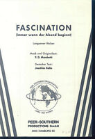 """ FASCINATION "" -  von F. D. Marchetti"