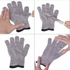Cut Resistant Protective Gloves for Whittling, Wood Carving or Cooking