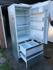PRICE REDUCTION: Sub Zero 700 series integrated American fridge freezer