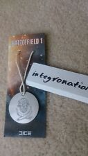 Battlefield 1 Metal Dog Tag (necklace) - NEW