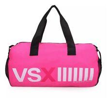 NEW Victoria's Secret =VSX= Duffle, Weekender, Beach, Gym Tote Bag LARGE SIZE