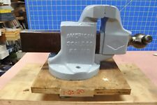 American Scale Co Bench Vise