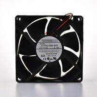 For NMB Two Ball Bearing DC24V 3110KL-05W-B50 8cm cooling fan