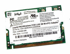 Intel C28569-006 WLAN Mini PCI Card WM3B2100 WiFi 11Mbps 802.11b