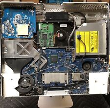 "Apple iMac MA710LL/A 17"" Desktop Chassis As-Is For Parts or Repair"
