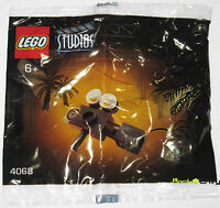 2001 LEGO Studios #4068 Handy Camera Jurassic Park III Promo New Sealed
