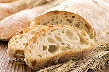 1 Kg Ciabatta Brot Brötchen Backmischung 1000g