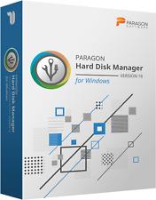 Paragon Hard Disk Manager Advanced ,Manager Partition Migration Backup Wipe