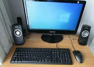 Home Built Windows 10 PC System