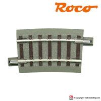 ROCO 61130 - H0 1:87 - Binario curvo R3 434,5 mm 7,5° GeoLine